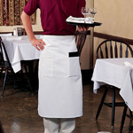 2 Pocket Bistro Apron